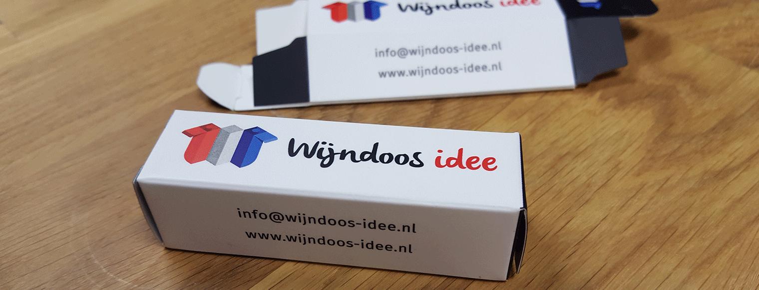 Contact Wijndoosidee